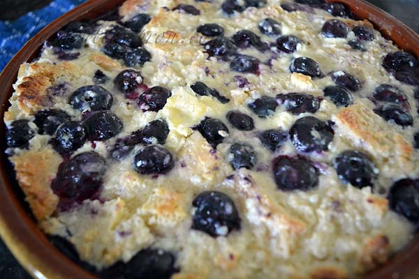 blueberry-shortcake-bread-pudding