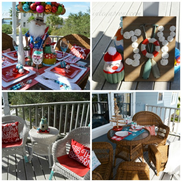 beachy-christmas-collage