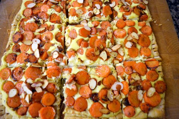 carrot-tart