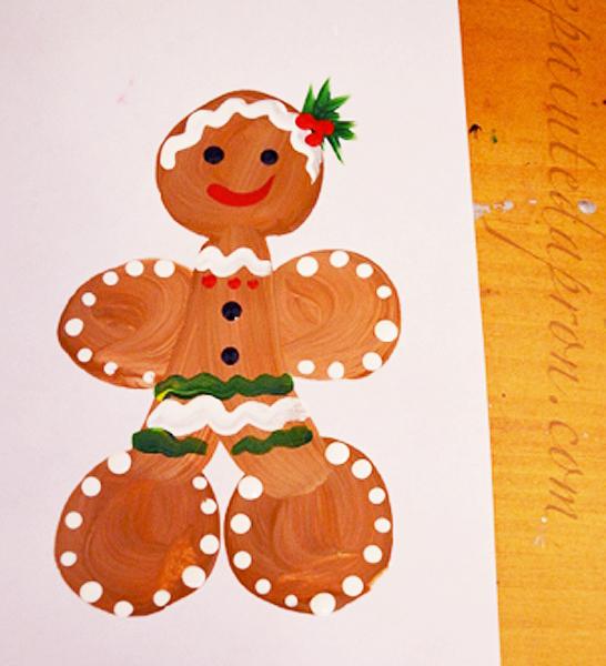 gingerbread-details
