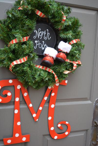 northpole-wreath