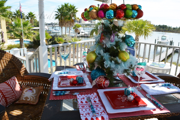 tropical-holiday-centerpiece