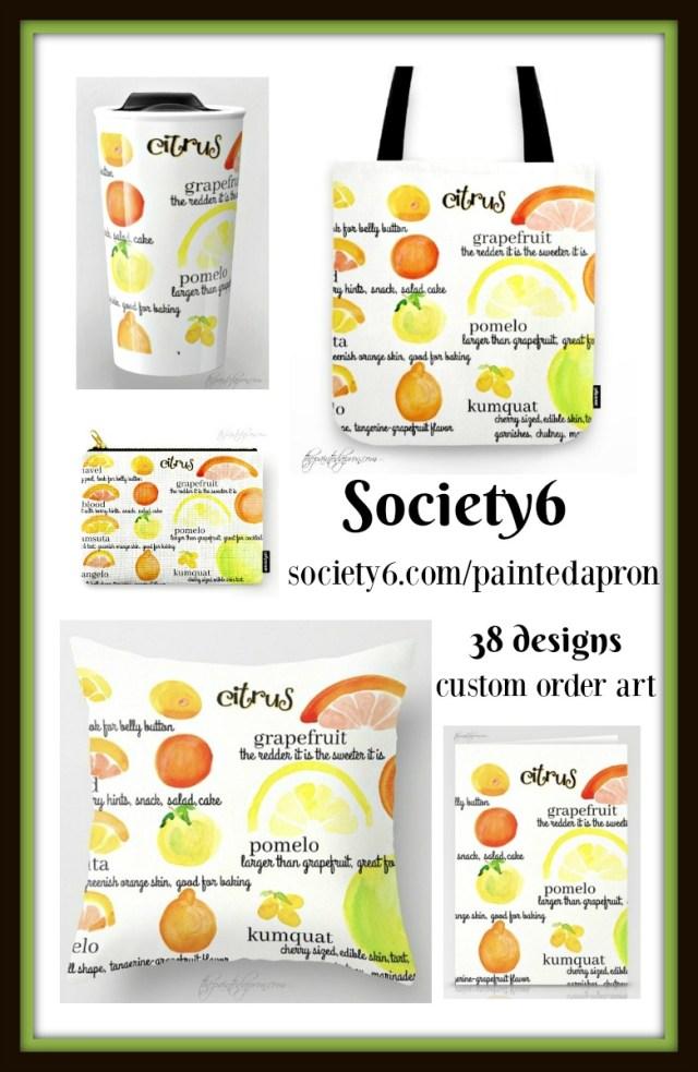 citrus-on-society6