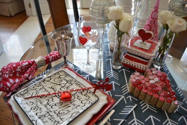 hearts-arrows-place-setting