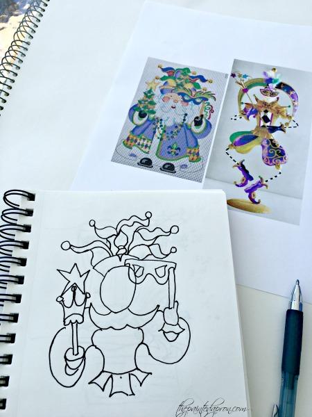 beginning-sketch