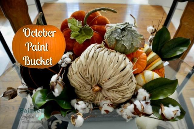 Oct Paint Bucket