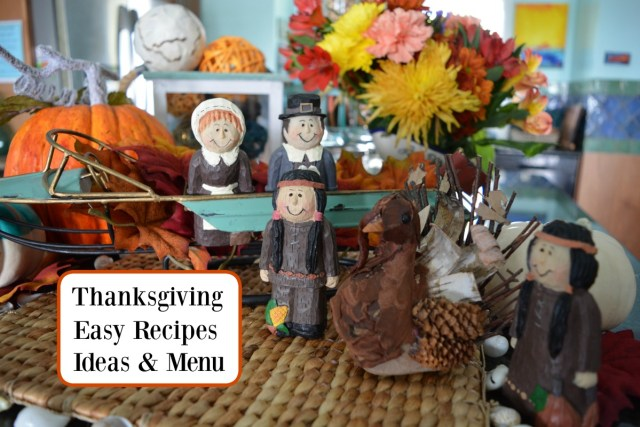 Thanksgiving Easy recipes