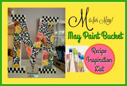 May paint bucket