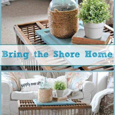 Bring The Shore Home