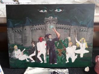 16 People Paint