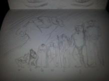 9 Backgrounds Sketch