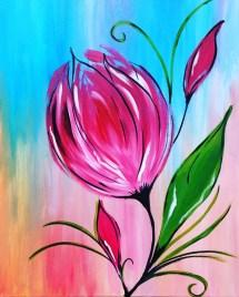 Summer Tulip
