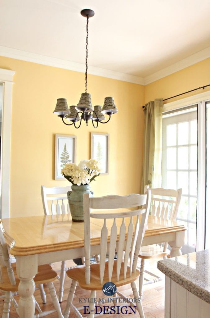 Best Benjamin Moore Paint Colours Top Yellows Paintshop