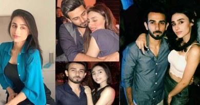 Bold photos of Mashal Khan and Ali Ansari together