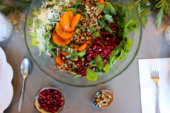 thanksgiving - salad