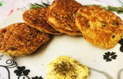 Poppy Seed Fritters