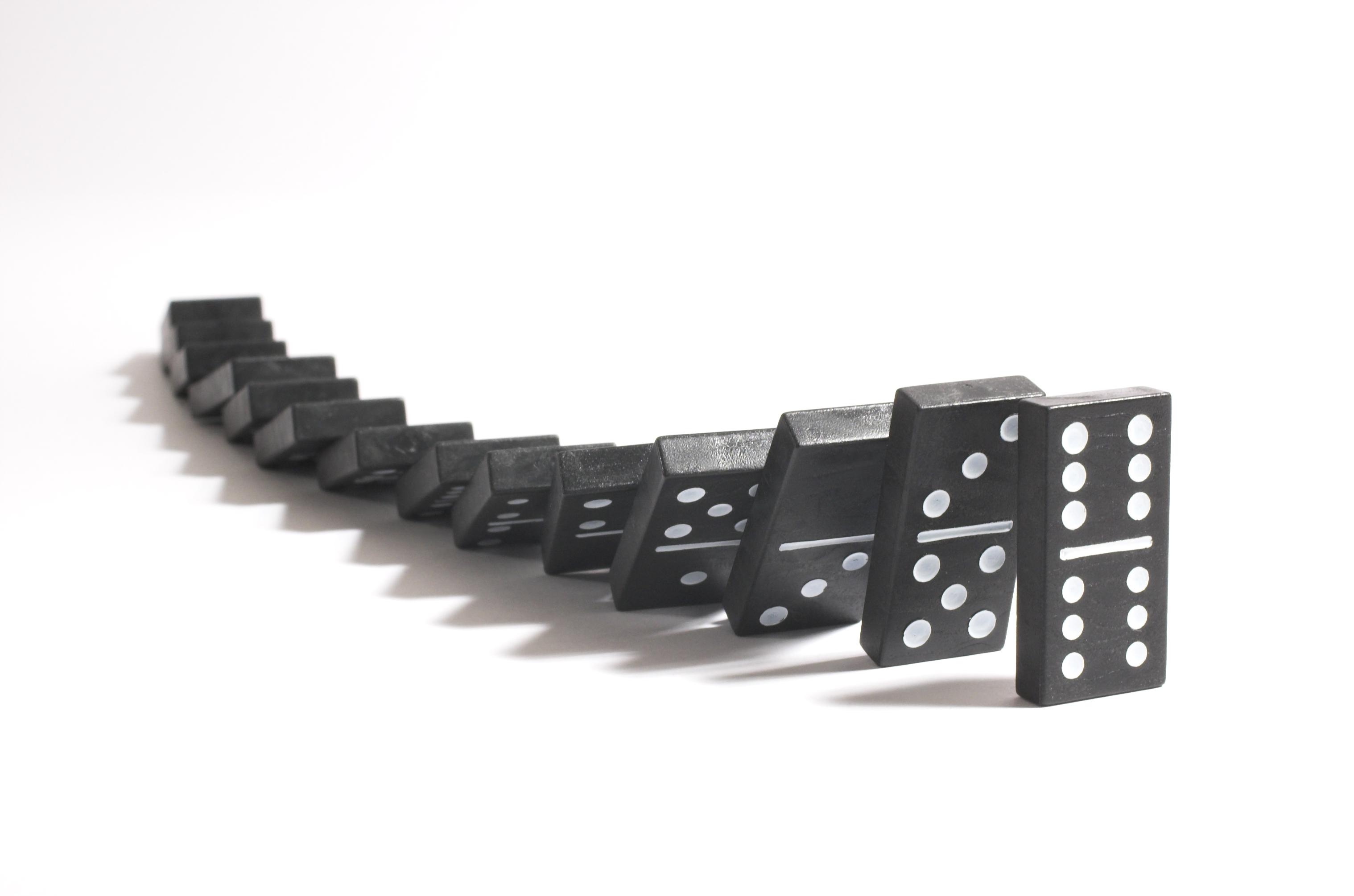 Addiction The Domino Effect