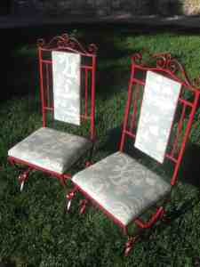 Old Chairs Get New Life