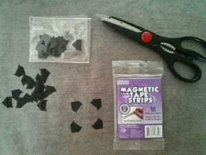 Tools for Magnetic Photo Corners