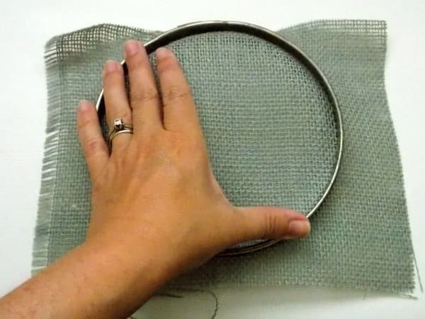 Attaching Hoops
