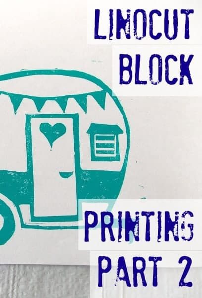 Block Printing Part 2