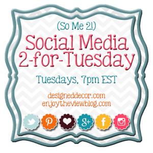 Join the Party at Social Media Two-for-Tuesday