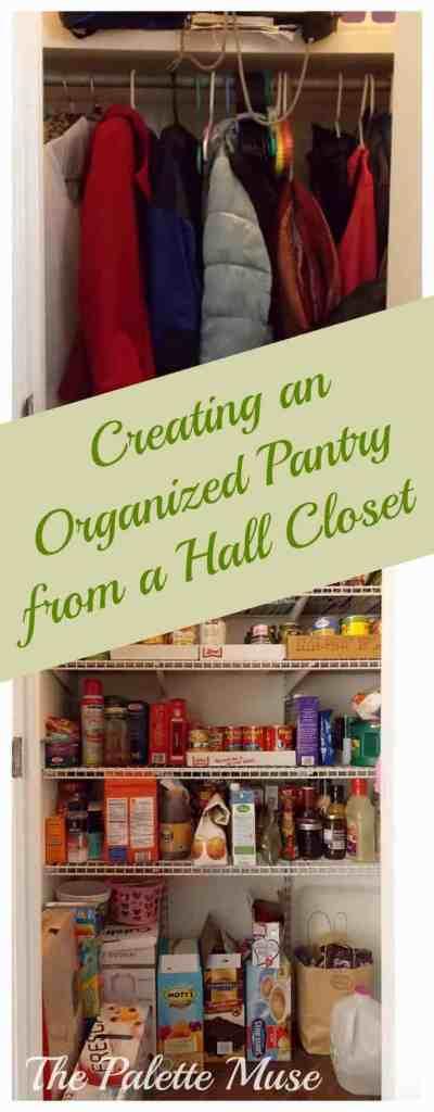 Pantry Organization on thepalettemuse.com