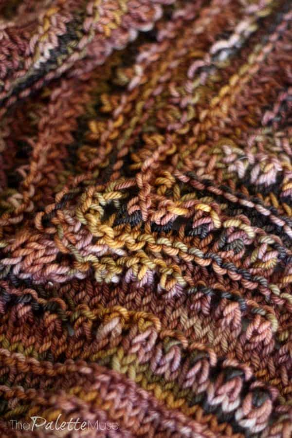 Fall-shawl-detail