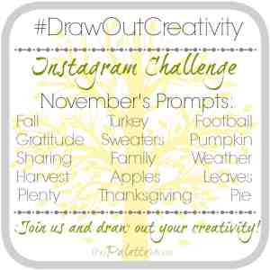 Draw Out Your Creativity!