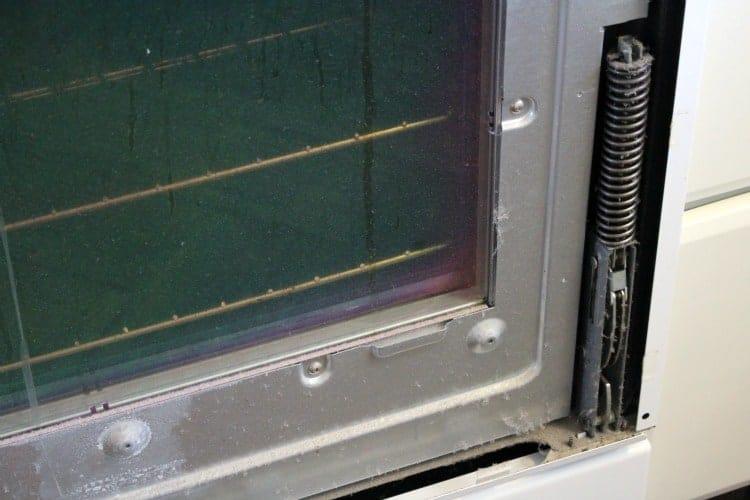 Dusty Door Inside