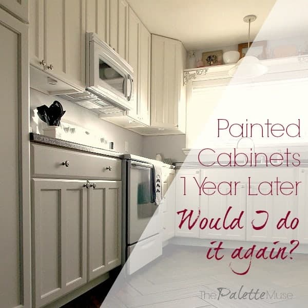 Painted-cabinets-one-year-later