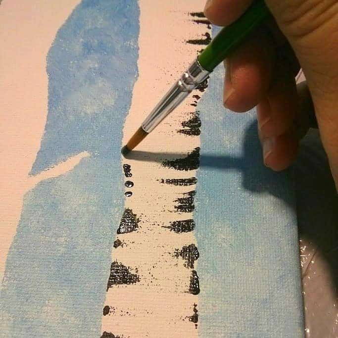 Painting-dots