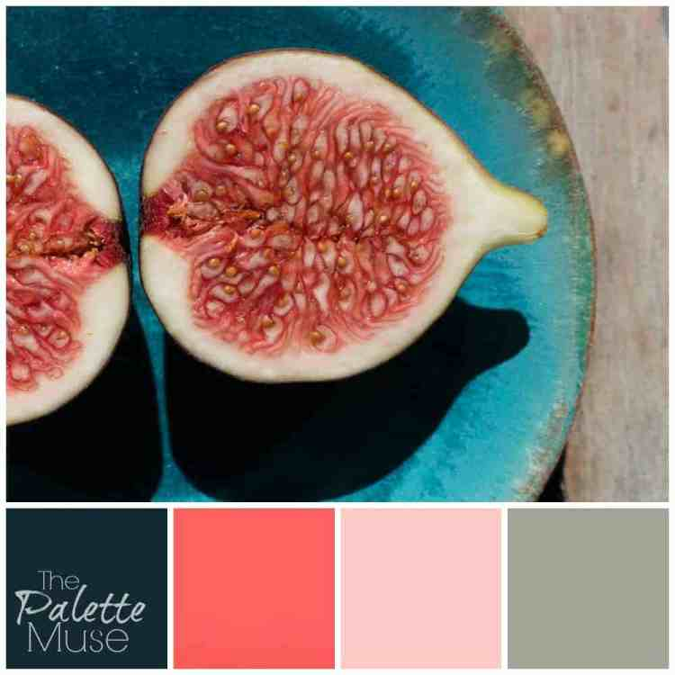 Summer Fruit Palette