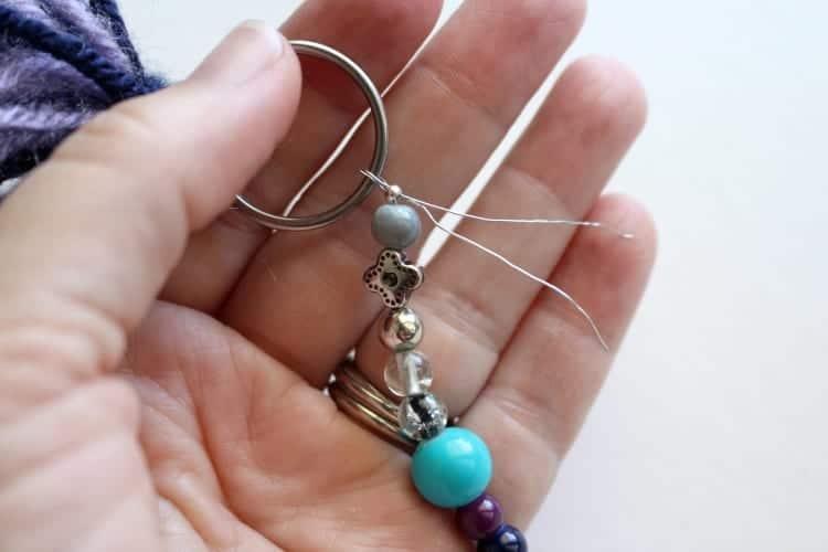 Beading-crimping-bead