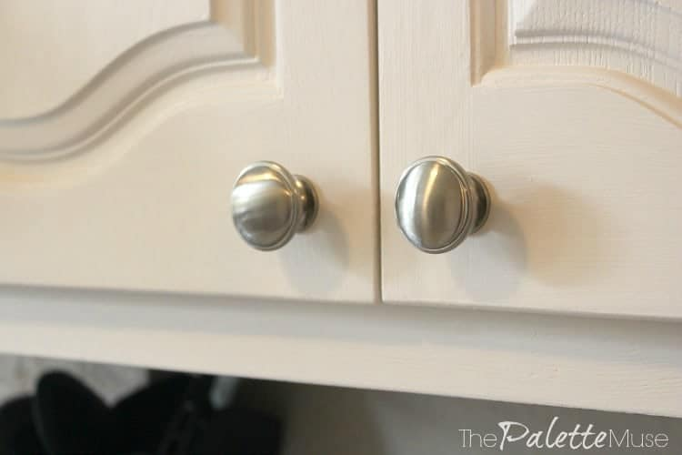 white-kitchen-cabinets-satin-nickel-knobs