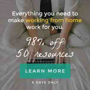 WAHM Insider Secrets: Change Your Life From the Comfort of Home