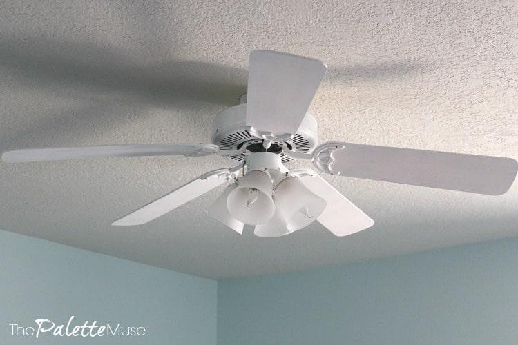 Looks like a brand new ceiling fan!