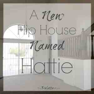 A New Flip House Named Hattie