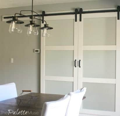 Barn Doors Slider