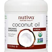 Nutiva Organic, Unrefined, Virgin Coconut Oil