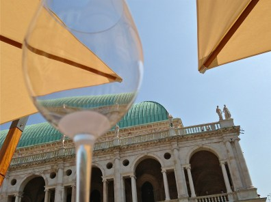 Through the Wine Glass - Vicenza, Italy | ©Tom Palladio Images