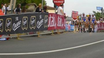 Jockeying for position - Giro d'Italia 2013   ©Tom Palladio Images