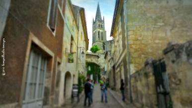 Street scene - Saint-Emilion, FR   ©Tom Palladio Images