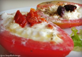 Stuffed Tomatoes | ©Tom Palladio Images