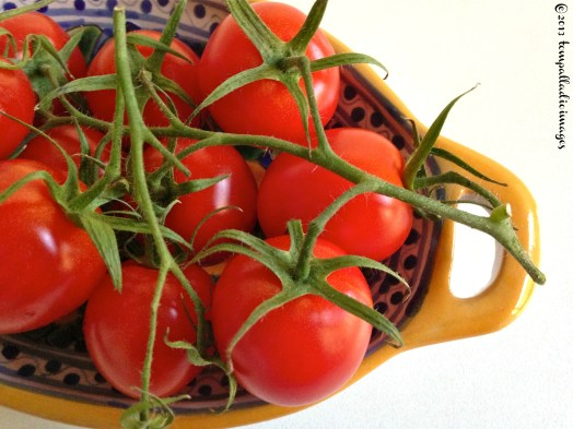 Bowl of Cherry...Tomatoes | ©Tom Palladio Images
