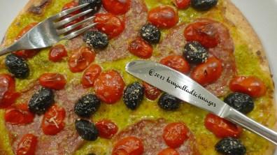 Red October Pizza - Yadier Molina | ©Tom Palladio Images