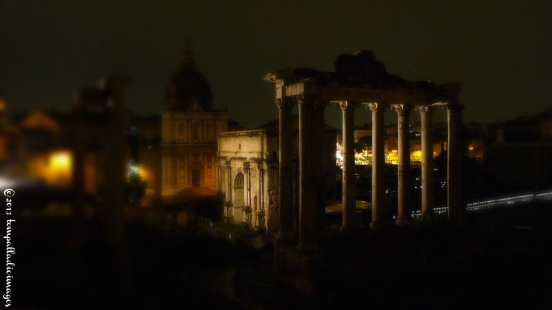 Country Roads: Rome by Night | ©Tom Palladio Images