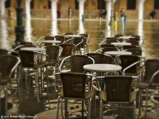 Country Roads: L'Aqua Alta splashes Venice | ©Tom Palladio Images