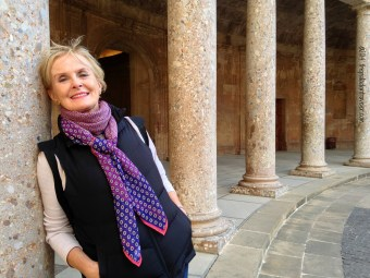Orna O'Reilly: Travelling Italy
