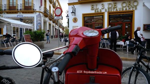 Iberian Adventure: I'm not a Barber, but I am in Seville   ©thepalladiantraveler.com